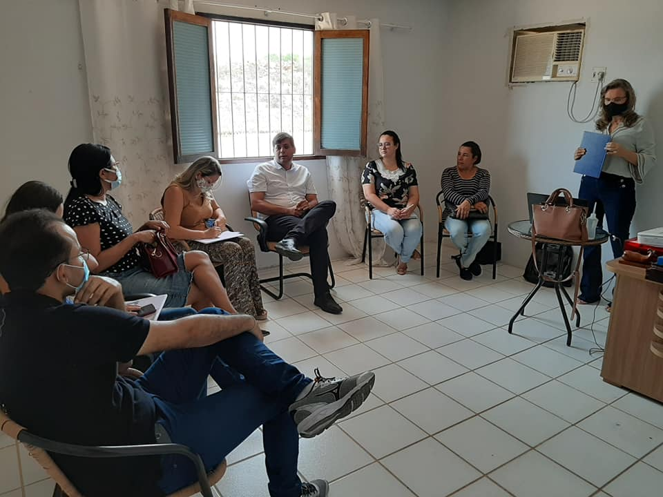 Prefeitura de Cabaceiras apresenta Plano de Ações para destinação de resíduos sólidos do município