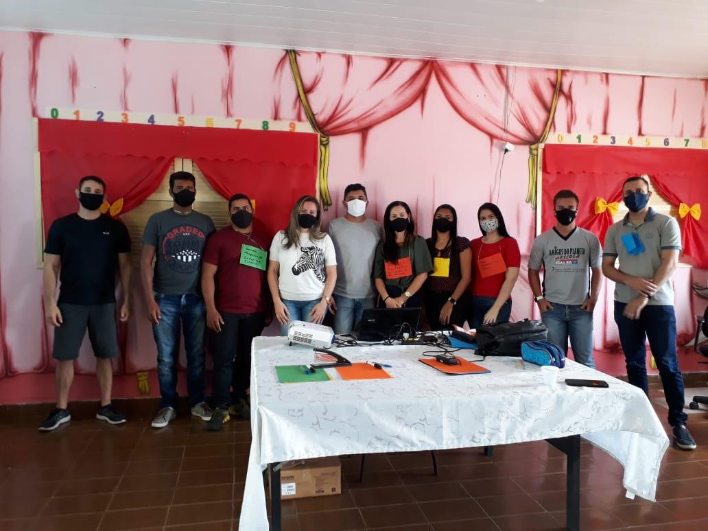 Secretaria de Desenvolvimento Social realiza capacitações para a equipe do SUAS