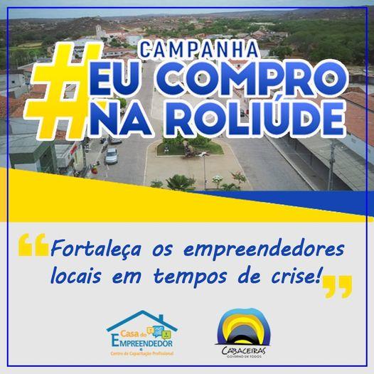 Prefeitura Municipal de Cabaceiras lança campanha para impulsionar a comercialização local