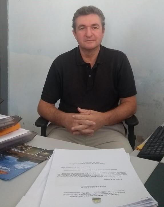 Foto Perfil Marcos Vinícius Aires Cavalcante