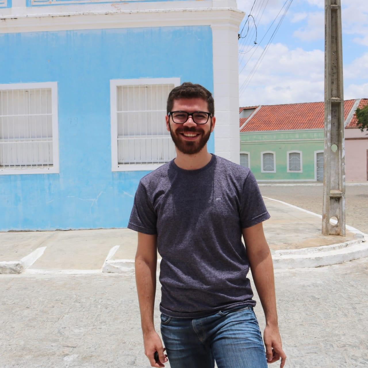 Foto Perfil Thiago de Andrade Santos